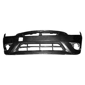 Replacement Bumper Cover for 15-17 Nissan Versa (Front) NI1000299