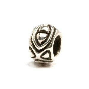 Authentic Trollbeads Sterling Silver angle Triangles 11136 $20.00