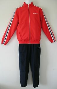 NWT~Umbro LION WOVEN Track Suit sweat shirt Jacket Top-Pants gym soccer~Mens 2XL