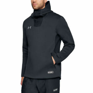 Under Armour Combine Event Pullover Hoodie - Charcoal