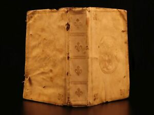 1597 Alexander the Great Quintus Curtius Rufus Military Conquest Greece Rome