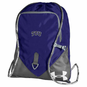 TCU Horned Frogs Under Armour Undeniable Sackpack