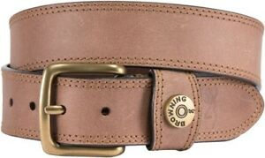Browning Leather Belt 38