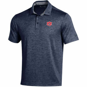 Auburn Tigers Under Armour College Playoff Polo - Navy