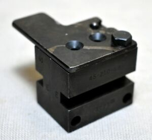 RCBS #45-200-SWC TWO CAVITY CAST BULLET MOLD