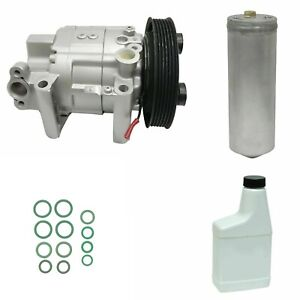 RYC Remanufactured Complete AC Compressor Kit AG26