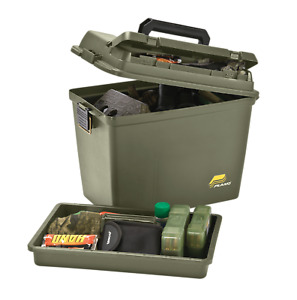 Plano Molding Magnum Ammo Box with Lift out Tray and Dividers O.D. : 181206