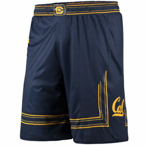 Cal Bears Under Armour Performance Replica Basketball Shorts - Navy