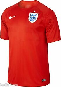 nwt~Nike ENGLAND STADIUM AWAY Football Soccer DRI-FIT Jersey shirt~Mens size 2XL