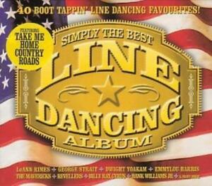 Simply the Best Line Dancing Album 2002 Album CD K104 140 145 146