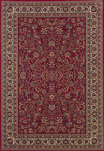 2x10 Runner Sphinx Oriental Red Oriental 113R Area Rug - Approx 2' 7'' x 9' 4''
