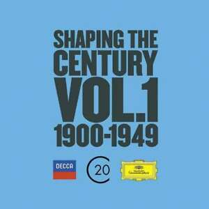 Various Artists - Shaping The Century (1900-1950) Vol.1 NEW CD