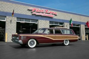 1965 Mercury Colony Park Ask About Free Shipping! AC 3rd Row Seating 1965 Mercury Colony Park Woody Wagon Air Conditioning Third Row Seating