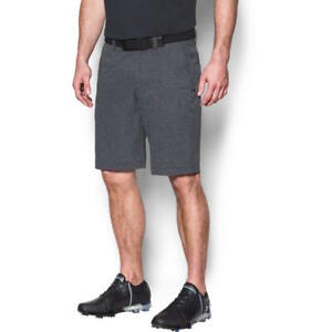 Under Armour Men's Match Play Vented Golf Shorts 1272358 001 Black 34 36 38 40