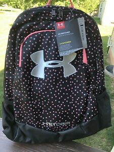 NWT Under Armour Youth Girl Scrimmage Backpack
