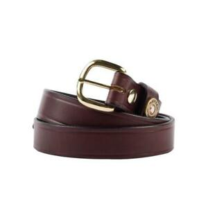 Cannon's Point Leather Single-Shot Shell Belt