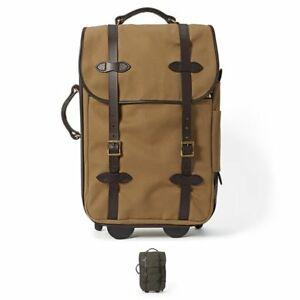 Rolling Carry-On Bag