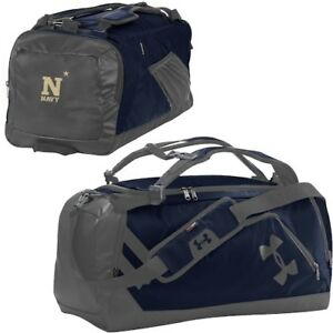 Navy Midshipmen Under Armour Good Performance Backpack Duffel Bag -