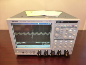 Tektronix DPO72004B 20GHz 4CH 50GSas Real-Time Digital Oscilloscope CALIBRATED!