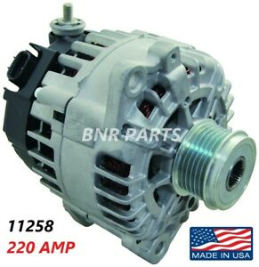 220 AMP 11258 Alternator fits Nissan Altima Rogue Sentra High Output Performance