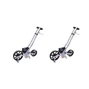 Earthway Precision Garden Seeder Adaptable Seed and Fertilizer Spreader (2 Pack)