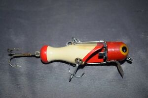 Swivalure Mechanical Antique Fishing Lure Vintage