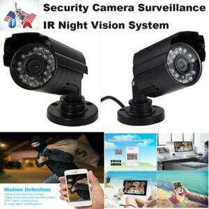 Dad Day Present 1000TV Wide Angle Dome IR-CUT Outdoor Dome CCTV Security Camera