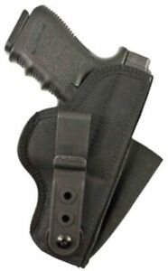DeSantis Tuck-This II Holster - Ambidextrous Black M24BJLSZ0 - Browning High