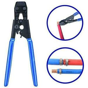 PEX Cinch Crimp Crimper Crimping Tool for Hose Clamps Size 38