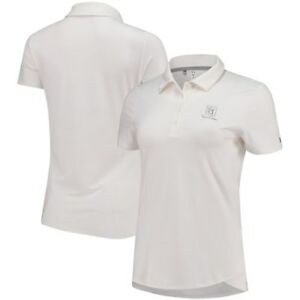 TPC Twin Cities Under Armour Women's Leader Performance Polo - White