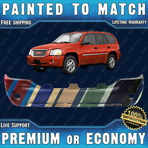 Painted To Match Front Bumper for 2002 2009 GMC Envoy SLE SLT 04 05 Envoy XUV $85.99