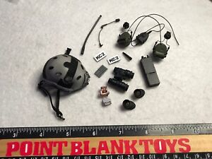 MINI TIMES Helmet US NAVY SEAL WINTER COMBAT 16 ACTION FIGURE TOY MINITIMES dam