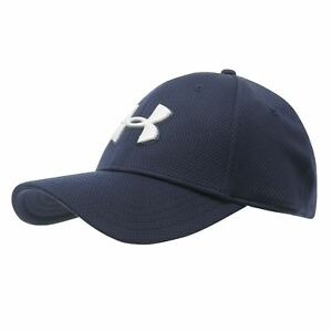 Under Armour Mens Blitzing Cap Baseball Lightweight Mesh Stretch Classic Rounded
