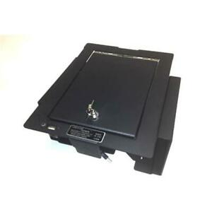Locker Down LD2026X Console Safe For 2012 To 2014 Ford F150 With Shifter On C...