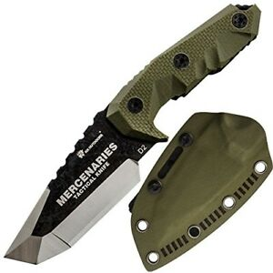 HX outdoors - Fixed Blade Tactical Knives with SheathTanto Blade Outdoor NEW