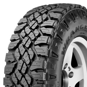4 New Goodyear Wrangler DuraTrac LT30555R20 Load E 10 Ply AT All Terrain Tires
