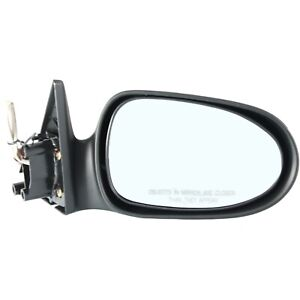 Power Mirror Right For 95 99 Nissan Sentra Mexico Built Paintable Passenger Side $26.56