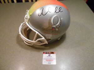 ANDREW LUCK SIGNED IND.COLTS FULL SIZE PRO-BOWL HELMETGLOBAL AUTHENTICS