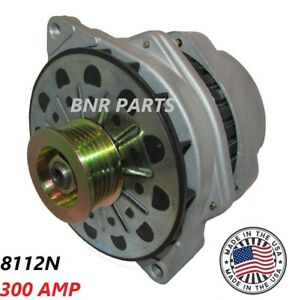 300 AMP 8112-5 Alternator Buick Cadillac Chevy Oldsmobile Pontiac High Output HD
