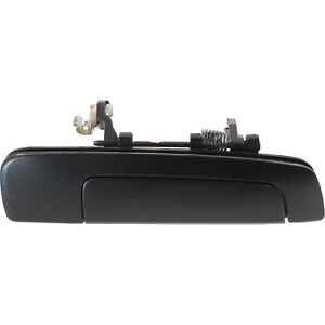 New Door Handle Front Passenger Right Side Black RH Hand Coupe Sedan For Eclipse
