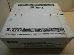 new Lee anniversary reloading kit has lee challenger O frame press