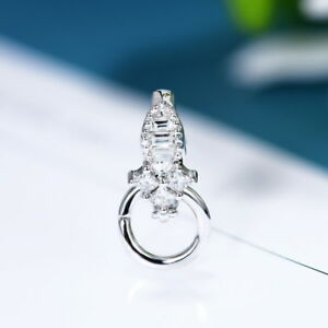 100% Natural Diamond 14K Gold Connector Jewelry Finding Custom Pendant P90