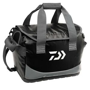 Daiwa Water Resistant Boat Bag Medium Black