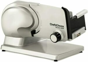 Chefs Choice 120W Electric Food Meat Slicer Model 615A Chef#x27;s NEW