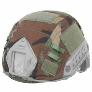 Helmet Cover Camouflage Color Outdoor Camping Multicam Fast Hunting Accessories