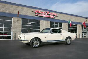 1968 Shelby GT500KR Factory Air Conditioning 1968 Shelby GT 500KR High Optioned Correct Colors Factory Air Conditioning