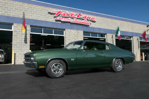 1970 Chevrolet Chevelle Ask About Free Shipping! Documented LS6 1970 Chevrolet Chevelle SS454 LS6 Highly Documented Original Build Sheet