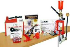 Lee Deluxe Challenger Reloading Press Kit