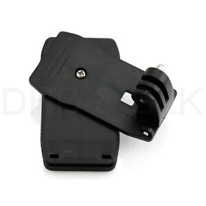 360 Rotary Rec-Mounts Clip for GoPro Backpack Hat  Fast Clamp Mount Hero 4 3 2 1