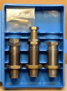 DILLON 44 SPECIAL  44 MAGNUM PROGRESSIVE RELOADING DIES WITH CARBIDE SIZER